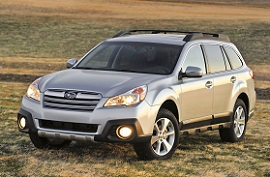 Subaru OUTBACK акпп