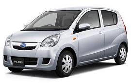Subaru PLEO акпп