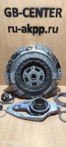 Замена сцепления DSG-7  DQ200-42000р под ключ.